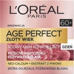 L`Oreal Age Perfect Neo-Calcium Cream Różany krem wzmacniający na dzień 50ml