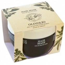 Olivolio Hair Mask Color Protection Maska do włosów farbowanych z oliwą z oliwek i witaminami 250ml