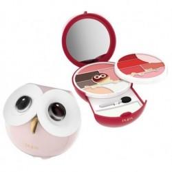 Pupa Owl 3 Paleta do makijażu 001 Warm Shades 16,2g