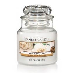 Yankee Candle Small Jar Mała świeczka zapachowa Wedding Day 104g