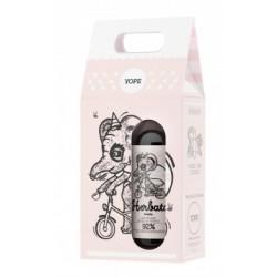 Yope Herbata & Mięta Refreshing Liquid Soap Orzeźwiające mydło w płynie 500ml + Hand Cream Krem do rąk 100ml