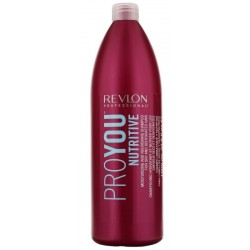 Revlon Professional ProYou Nutritive Moisturizing And Nourishing Shampoo Szampon odżywczy 1000ml
