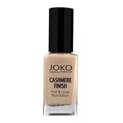 Joko Make-Up Cashmere Finish Mat&Cover Foundation Podkład matująco-kryjący 150 Ivoryl 30ml