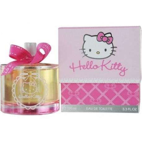 Hello Kitty Woda toaletowa 100ml spray