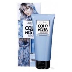 L`Oreal Colorista Washout Zmywalna farba do włosów Blue Hair