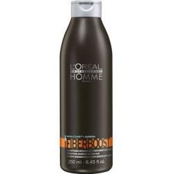 L`Oreal Homme Fiberboost Densifying Shampoo Szampon przywracający objętość włosom cienkim 250ml