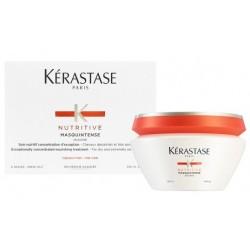 Kerastase Nutritive Exceptionally Contentrated Nourishing Treatment Odżywcza maska do włosów suchych i cienkich 200ml