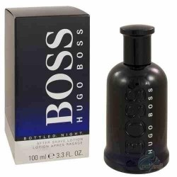 Hugo Boss Bottled Night Woda po goleniu 100ml bez sprayu
