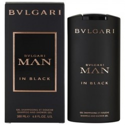 Bvlgari Man In Black Żel pod prysznic 200ml