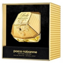 Paco Rabanne Lady Million Collector`s Edition Woda perfumowana 80ml spray