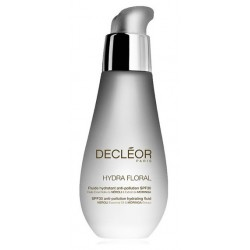 Decleor Hydra Floral Anti-Pollution Hydrating Fluid SPF30 Nawilżająca emulsja do twarzy 50ml