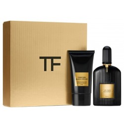 Tom Ford Black Orchid Woda perfumowana 50ml spray + Emulsja nawilżająca 75ml