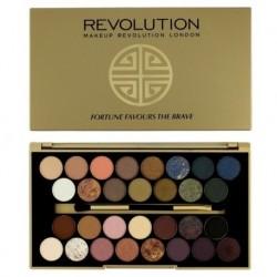 Makeup Revolution Fortune Favours The Brave Paleta 30 cieni 16g