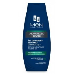 AA Men Advanced Care Refreshing Intimate Hygiene Gel Odświeżający żel do higieny intymnej 250ml