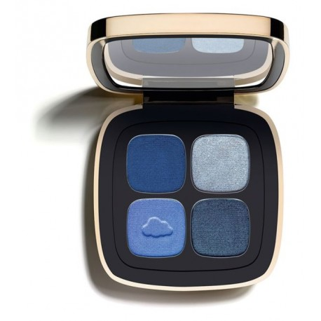 Artdeco Claudia Schiffer Quad Eye Shadow Poczwórne cienie do powiek 62 Denim 4,5g
