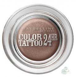 Maybelline Eye Studio Color Tattoo 24 HR Eyeshadow Cień do powiek w kremie 35 On And On Bronze