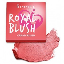 Rimmel Royal Blush Cream Blush Róż do policzków w kremie 003 Coral Queen 3,5g
