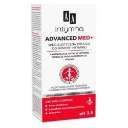 AA Intymna Advanced Med Specjalistyczna emulsja do higieny intymnej 300ml