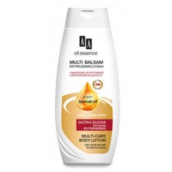 AA Oil Essence Multi-Care Body Lotion Multi balsam do ciała do skóry bardzo suchej 400ml