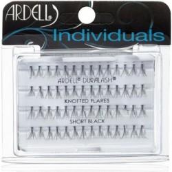 Ardell Individual Knotted Zestaw 56 kępek rzęs Short Black