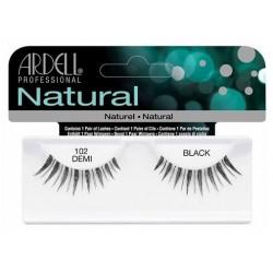 Ardell Natural 102 1 Para sztucznych rzęs Black