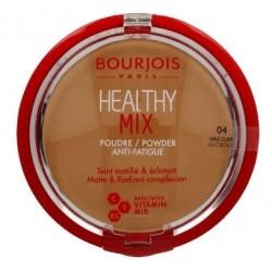 Bourjois Healthy Mix Powder Puder w kamieniu matująco rozświetlający 04 Hale Clair 11g