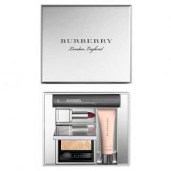 Burberry Beauty Box Festive Zestaw do makijażu: Tusz do rzęs + Baza + Pomadka + Cienie