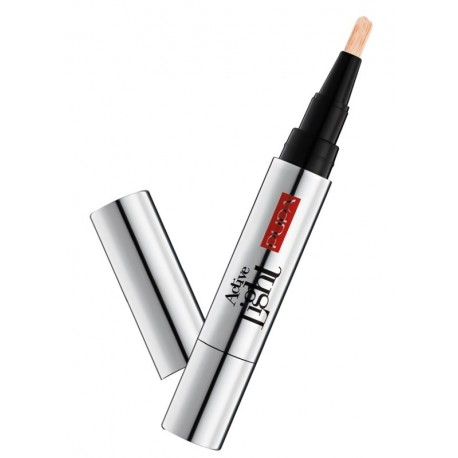 Pupa Active Light Highlighting Concealer Light Activating Korektor rozświetlający aktywator światła 001 3,8ml