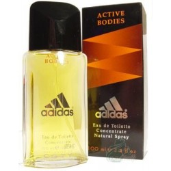Adidas Active Bodies Woda toaletowa koncentrat 100ml spray