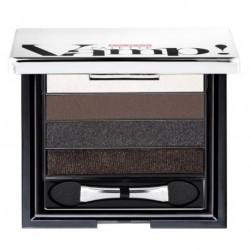 Pupa Vamp 4- Eyeshadow Palette Paleta 4 cieni do powiek 001 4g