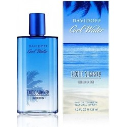 Davidoff Cool Water Exotic Summer Limited Edition Men Woda toaletowa 125ml spray