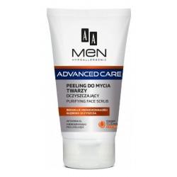AA Men Advanced Care Purifying Face Scrub Oczyszczający peeling 150ml