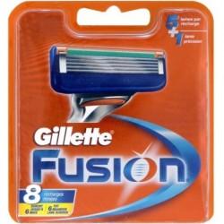 Gillette Fusion Wymienne ostrza do maszynki do golenia 8 sztuk