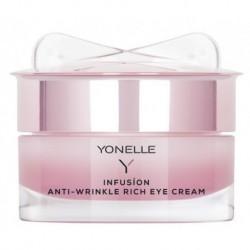 Yonelle Infusion Anti-Wrinkle Rich Eye Cream Przeciwzmarszkowy krem odżywczy pod oczy 15ml