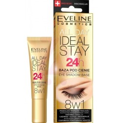 Eveline All Day Ideal Stay 8w1 Baza pod cienie 12ml