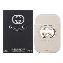 Gucci Guilty Platinum Edition Woda toaletowa 75ml spray