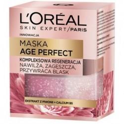 L`Oreal Age Perfect Krem maska kompleksowa regeneracja do skóry dojrzałej 50ml