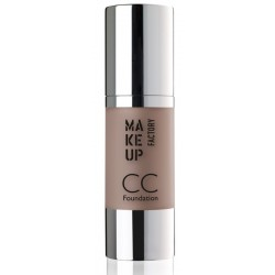 Make Up Factory CC Foundation Color Correcting SPF10 Podkład wielofunkcyjny 35 Dark Caramel 30ml