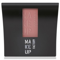 Make Up Factory Mat Blusher Róż do policzków 17 Pink Salmon 6g