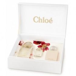 Chloe Love Story Woda perfumowana 75ml spray + Balsam do ciała 100ml + Woda perfumowana 7,5ml