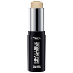 L`Oreal Infaillible Stick Highlighter Rozświetlacz w sztyfcie 502 Gold Is Cold 9g