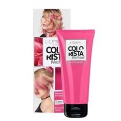 L`Oreal Colorista Washout Zmywalna farba do włosów Hot Pink Hair 80ml