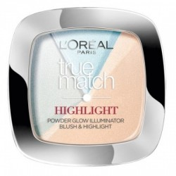 L`Oreal True Match Highlight Powder Rozświetlający puder do twarzy 302.R/C Icy Glow 9g