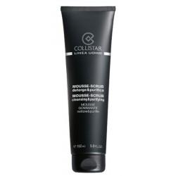Collistar Uomo Mousse-Scrub Cleansing & Purifying Oczyszczająca pianka do twarzy dla mężczyzn 150ml