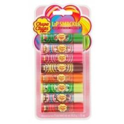 Lip Smacker Flavoured Lip Balm Collection Błyszczyki do ust Chupa Chups Mix 8x4g
