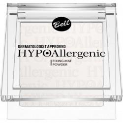 Bell HypoAllergenic Fixing Mat Powder Hypoalergiczny puder utrwalający makijaż 01 9gr