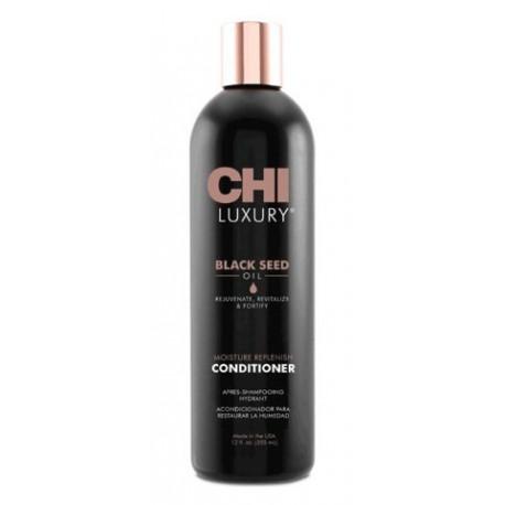 Chi Luxury Black Seed Oil Conditioner Odżywka z olejkiem z czarnuszki do włosów suchych i zniszczonych 355ml