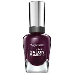 Sally Hansen Complete Salon Manicure New Lakier do paznokci 660 Pat On The Black 14,7ml