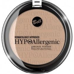 Bell HypoAllergenic Bronze Powder Hypoalergiczny puder brązujący 02 9g