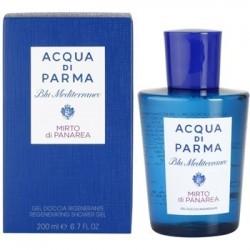 Acqua Di Parma Blu Mediterraneo Mirto Di Panarea Żel pod prysznic 200ml